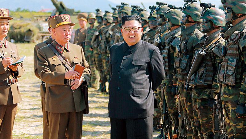 金正恩掌權6 年從未訪問中國,他不顧中國反對研發核武就是想走自己的路。