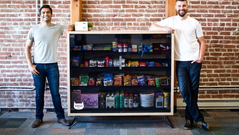比無人超市更方便!美國推「AI販買箱」能算你的喜好、派人補貨,全面取代攤販、小雜貨店