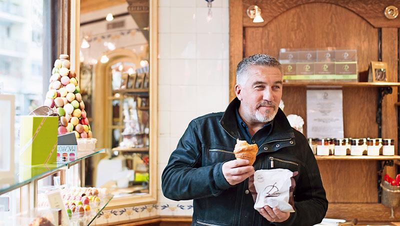 英國著名烘焙師、飲食作家、《英國烘焙大賽》評審 保羅‧郝萊伍