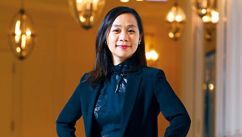 麗星郵輪台灣業務部副總裁 劉曉寧