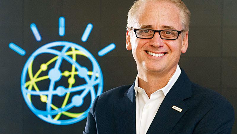 IBM華生(Watson)-實驗室總裁肯尼(David-Kenny)