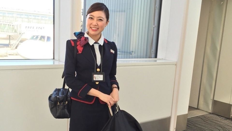 前輩分成4個階級的潛規則...當了3年日航空姐,台灣女生親身體驗極致的「日本服務業」