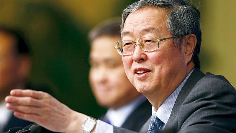 周小川掌管人行15年,終於要退休,他退休前直言中國面臨「明斯基時刻」,投機過度蓬勃,可能有系統性金融風險。