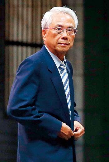 71歲的地產大亨林陳海向來低調,卻因大買金融股成為話題人物。
