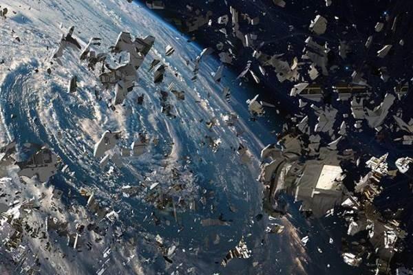 太空垃圾也能帶來收益?