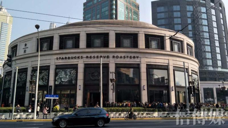 全球最大、上海星巴克開幕!幕後:找地、找馬雲合作、規劃興建,都是統一羅智先做的...