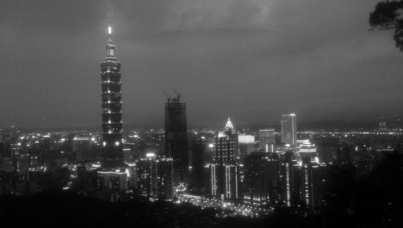 台灣眼光向內 失去向外看能力