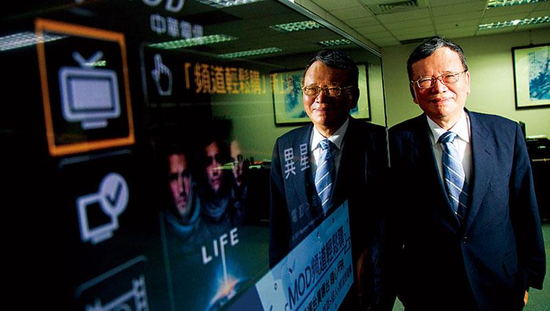 中華電孵金雞 員工身價上億