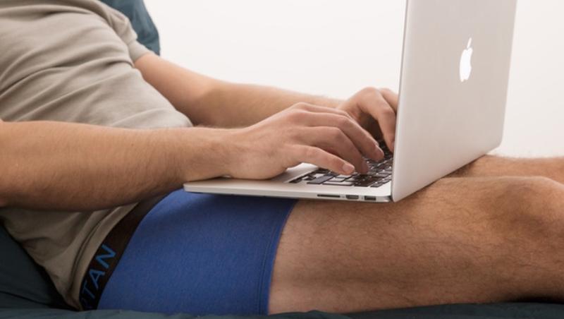 手機放口袋、筆電擺腿上...都是用電磁波「烹煮」精子!高科技「擋波」內褲確保男性生育力