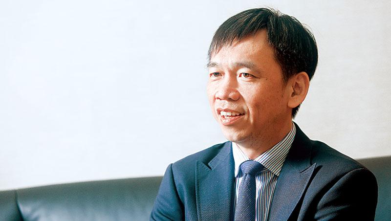 國泰投信董事長 張錫
