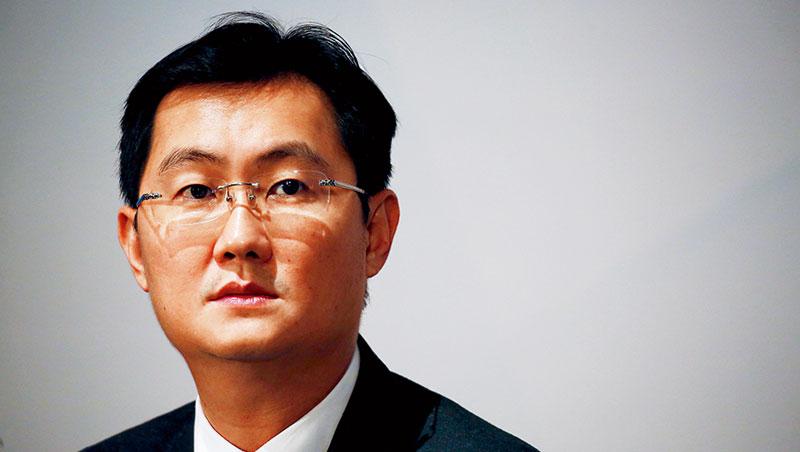 馬化騰不只是掌握中國十億用戶的社群之王,還是擁有全球最賺錢網路公司的遊戲之王。