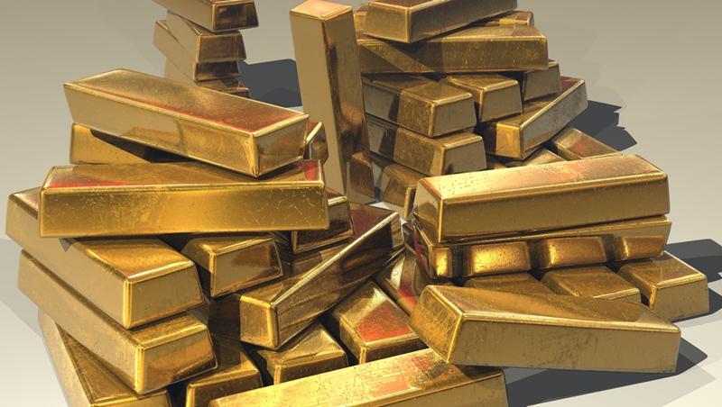 反洗錢重創 黃金買氣冷颼颼