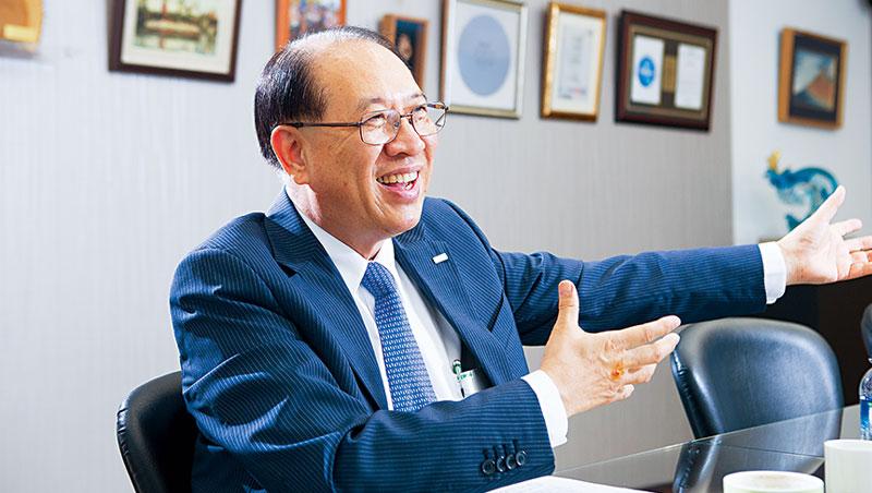 上銀董事長 卓永財