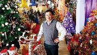 代工轉研發》怪手司機靠耶誕樹翻身營收2億董座