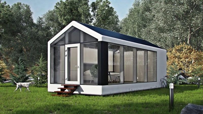 超狂3D列印技術!8小內蓋好一棟別墅最便宜不到台幣兩百萬