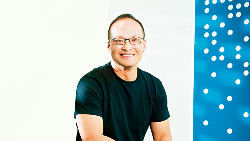 微軟全球資深副總裁暨人工智慧核心團隊負責人 古卓倫