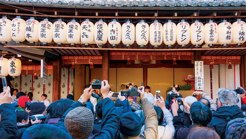 惠美須神社是祈求商賣繁盛、家運昌隆的神社
