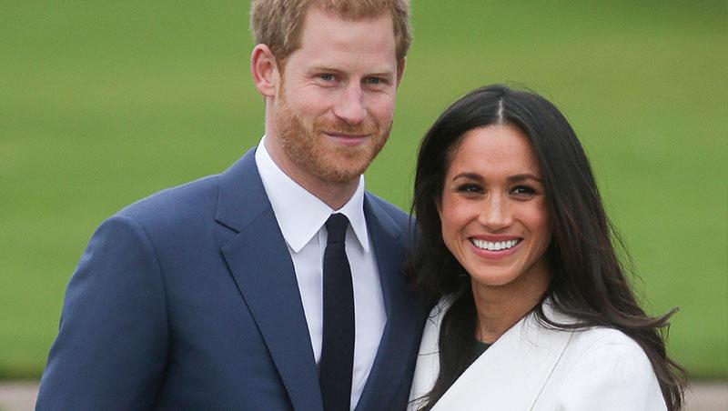 哈利王子與美籍演員瑪可(MeghanMarkle)將於2018年5月完婚