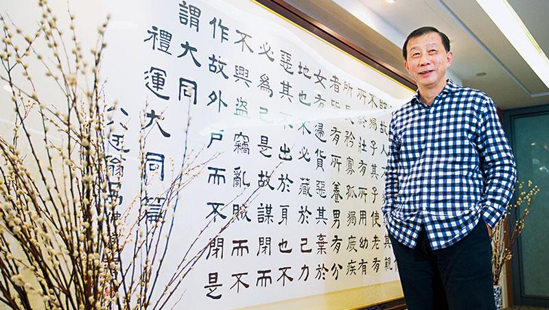 寶勝董事會主席吳邦治(圖)認為,過去兩年開始嘗試體驗服務的商業模式,預計明年看到成果。