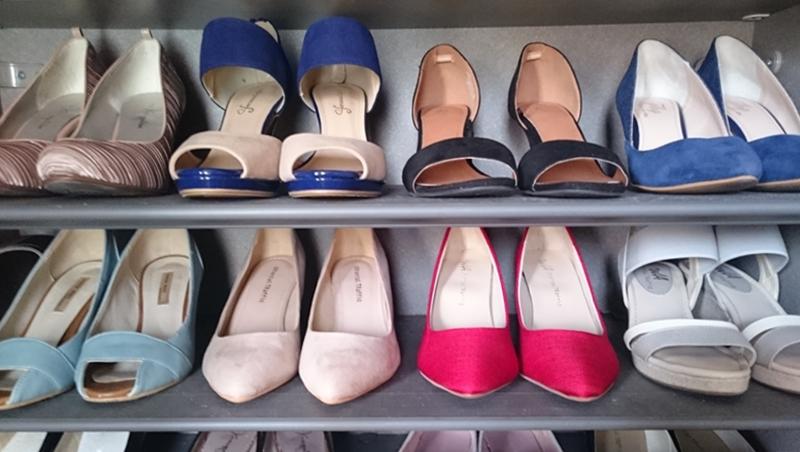 鞋櫃老是爆滿...上班族女性究竟需要幾雙鞋?形象管理專家建議:10雙就夠了