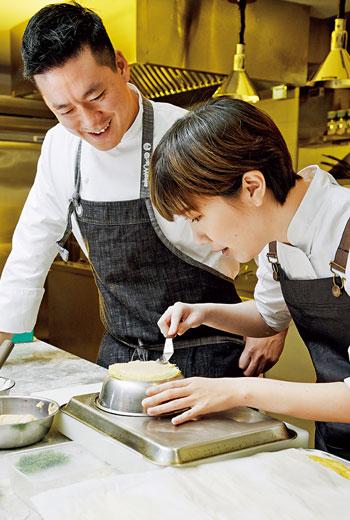 一日廚師體驗活動,可親身體驗緊張忙碌的節奏,參與廚師團隊的工作。