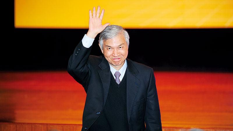 準央行總裁楊金龍