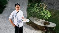 撒上「麵茶」的提拉米蘇、菜脯蛋佐紅酒...這家台式料理主打「品味」,讓豪宅住戶搶著訂!