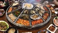 直徑2公尺海鮮蒸籠宴、烤全雞麵包...擺脫「美食沙漠」稱號,桃園在地人的美食名單