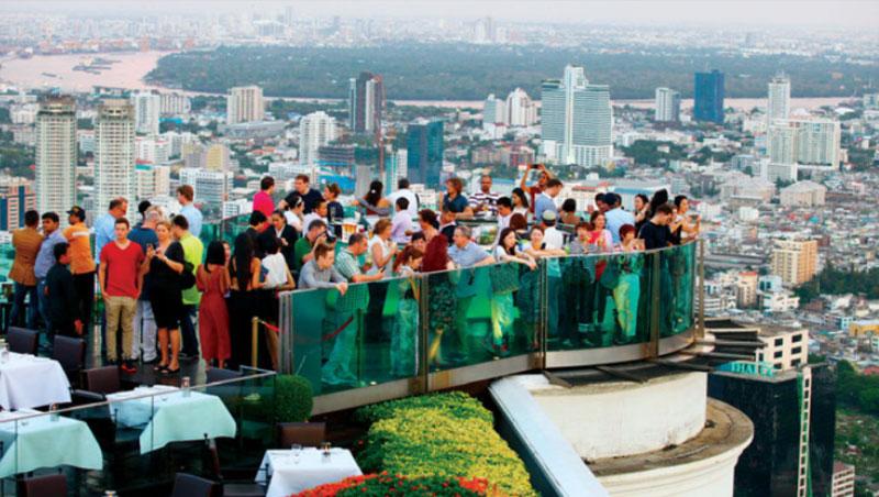 去年泰國觀光人數突破3,500萬人次創新高,今年在米其林加持後估將再攀升。