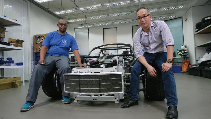 全台第一輛純電動超跑誕生!
