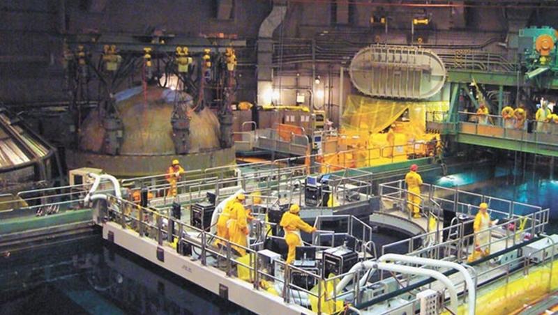 台電拚4月1日併聯發電 核二重啟 審查過關