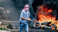 七百公里牆下,這是巴勒斯坦的日常