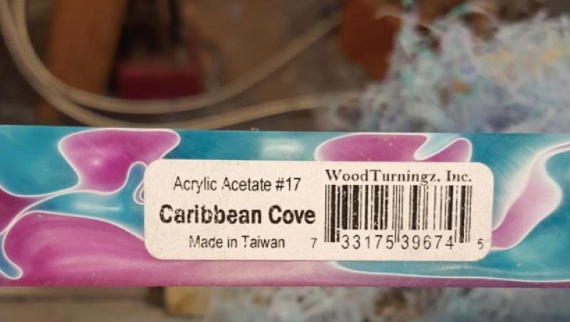 一張標籤,讓他惦記著台灣的朋友