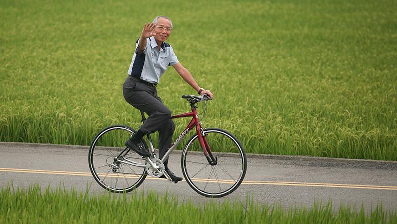 巨大交棒》捷安特董事長劉金標44年來的體悟:跨出第一步,即可知道下一步如何走