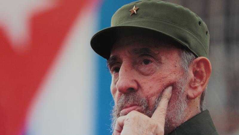 古巴一代強人卡斯楚傳奇一生落幕