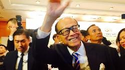 李嘉誠退休:對股東已履行我的責任,46年來沒領過薪水