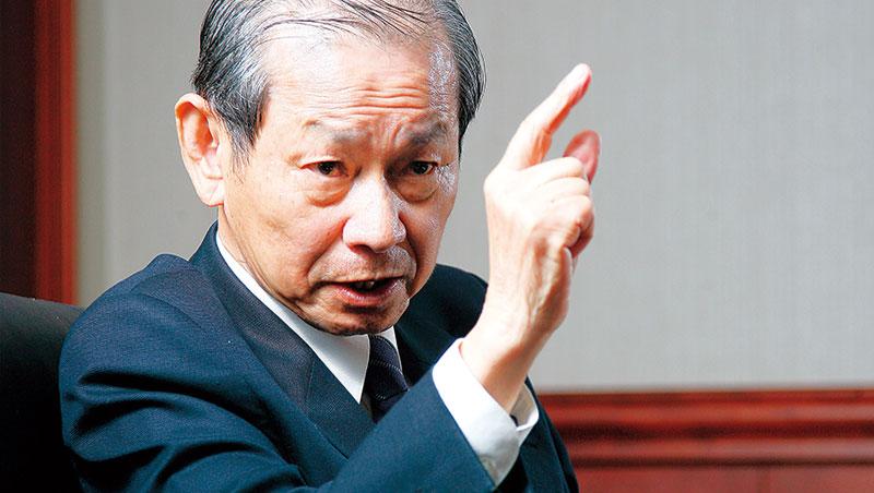 台塑石化董事長 陳寶郎