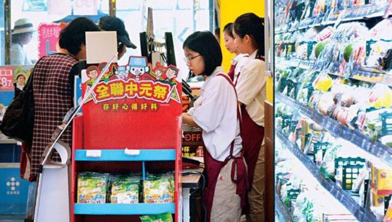 全聯推小超市 槓四大超商