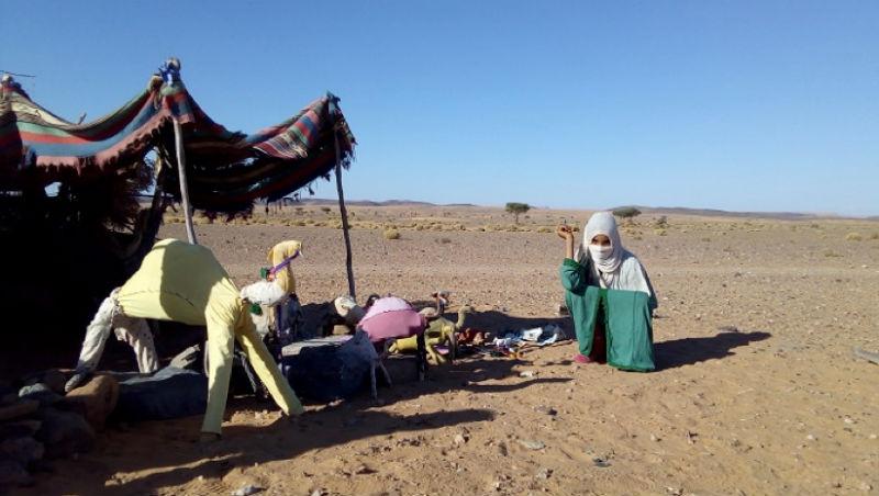 觀光替沙漠帶來錢潮...遠嫁摩洛哥的台灣媳婦:你眼中的異國風情,是遊牧民族的悲情
