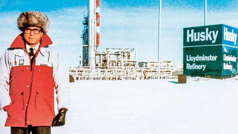 李嘉誠在油價十幾塊時入主虧損累累的赫斯基,現在已經是集團的主要獲利來源。