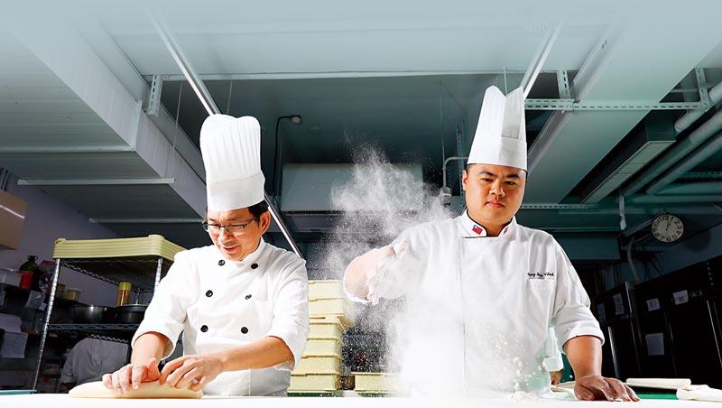 吳寶春食品創辦人吳寶春 VS. 莎士比亞烘焙坊創辦人王鵬傑
