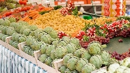 台北果菜市場20天休市11天 菜價崩跌