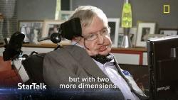 享壽76歲》宇宙大爆炸之前發生了什麼?爆炸前有「時間」的存在嗎?霍金生前訪談紀錄