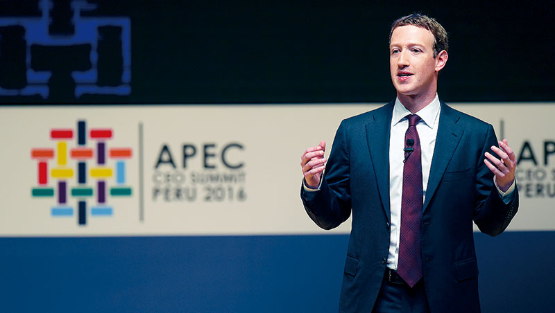 臉書用戶個資外洩拖累 美股重挫 華郵:臉書恐罰58兆台幣