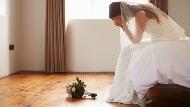 不只是婚宴,連拍婚紗都省了...窮