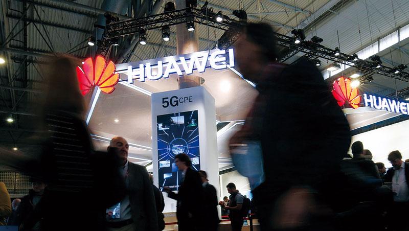 華為手機全球市占率僅次於三星及蘋果,美國國會提案禁用華為設備,反映中國逐漸能挑戰美國的科技龍頭地位。