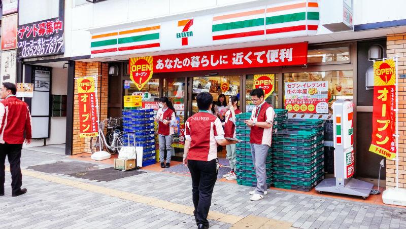 解決客人變少危機,7-11引進check in機!以後去日本住民宿,超商就能辦入住跟退房