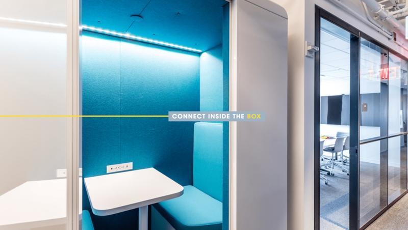 同事太吵、不能專心工作?美國推出「膠囊辦公室」,一小時900元,花錢買安靜,你埋單嗎?