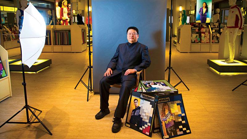 黃冠華,旭榮集團執行董事,42歲。