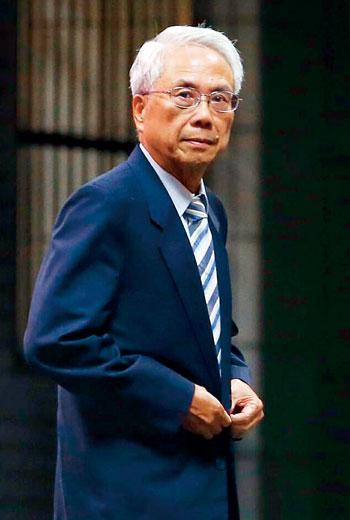 林陳海幾乎不接受媒體專訪,除了打高爾夫球外,沒有其他嗜好,為了傳承千億元家業,大動作買金融股。
